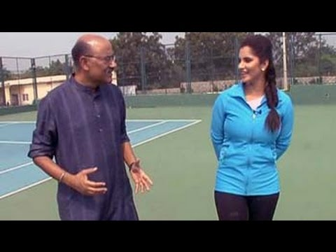 Walk The Talk with tennis star Sania Mirza