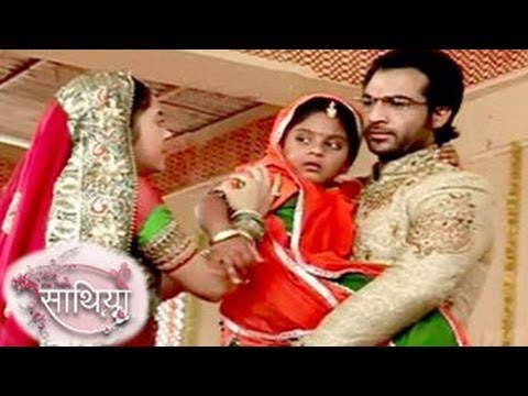 Gopi Ahem Finally Find Vidya & New Track In Saath Nibhana Saathiya 13th March 2014 Full Episode video