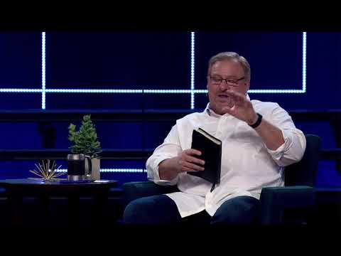 Familie mit Vision – Ein bemerkenswertes Leben – Rick Warren – 12.08.2018