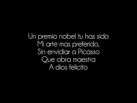 Romeo Santos Obra maestra Letra Lyrics