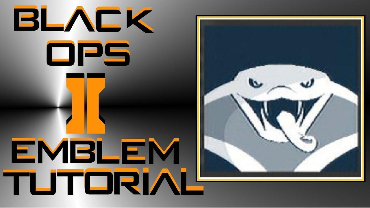 Cobra Black Ops 2 Black Ops 2 Cobra Emblem