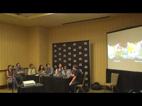 RWBY Chibi Animation RTX 2016 Panel