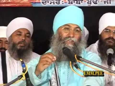 Sant Baba Saroop Singh Ji (khalsa Piyara Lage Jan To) - Part 2 video