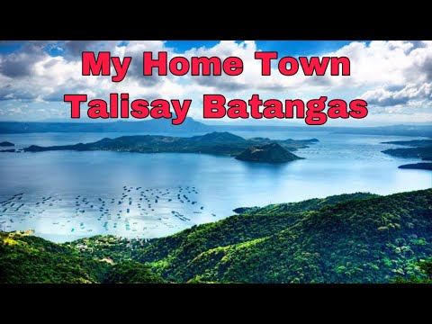 MY HOME TOWN TALISAY BATANGAS PHILIPPINES