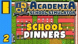 Miss! He Stole My Sandwich!   Academia: School Simulator - Part 2