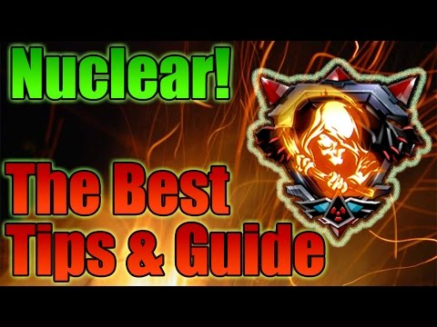 Black Ops 3 Nuclear Gameplay - The Best Tips & Guide on How to Get a Nuclear