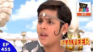 Baal Veer - बालवीर - Episode 455 - Baalveer Against Maha Ghajini