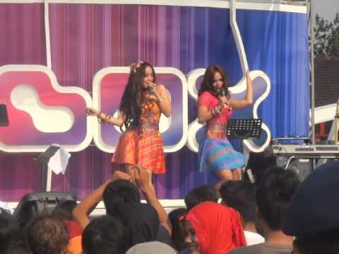 Duo Sabun Colek - Gatel 3x @ INBOX SCTV 4 April 2014