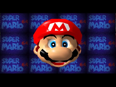 Nintendo 64 Longplay [001] Super Mario 64 (Part 2 of 2)
