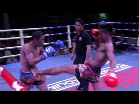 Phetsiam TigerMuayThai vs Paitong Kiatniyom @ Chalong Boxing Stadium 26/1/16