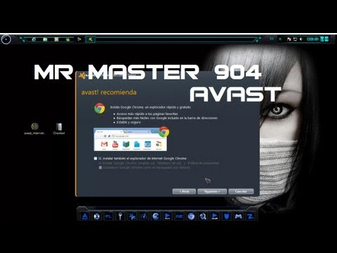 Avast Internet Security 7 hasta el 2050 (video final)