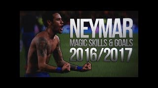 Neymar 2016-2017 Montage.   Song:Attention-Charlie Puth