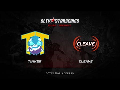 TT vs Cleave, SLTV Europe Season X, Day 5, Game 2