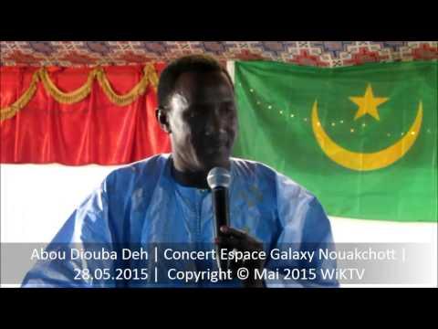 Abou Diou Deh | Concert à l'Espace Galaxy | Nouakchott, Mauritanie