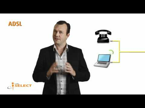 What is ADSL? - iSelect