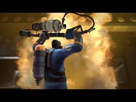 A TF2 Minute (Source Filmmaker)