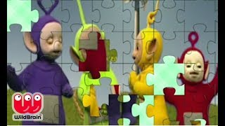 Teletubbies Jigsaw Puzzles Pro 🔴🔵 Pieces Elephant Rabbit Game App Gameplay 📱 Best Apps for Kids!