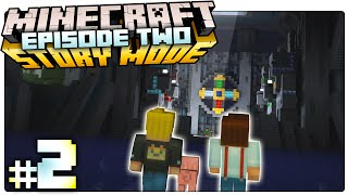 Minecraft Story Mode 2 FINALE | SECRET TEMPLE OF SOREN (Minecraft: Story Mode Episode 2) [2]