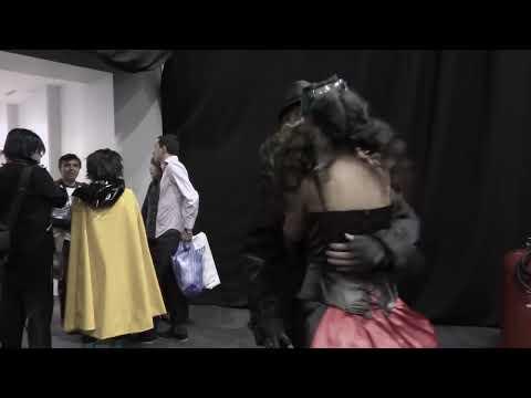 Cosplay en la mole comic con Internacional 2014