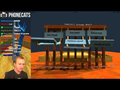 Sumotori Dreams - $1 Sumo Soccer Physicsy Game