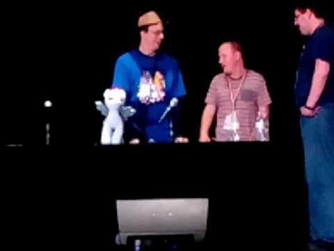 Ponyville Ciderfest 2016 My Little Karaoke After Panel Show