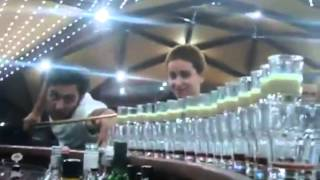 Awesome - Bartender's Trick Shot