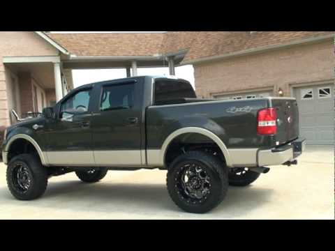 SOLD !! 2007 FORD F 150 KING RANCH 4X4 RESCUE OR FIREMAN SETUP FOR SALE SEE WWW SUNSETMILAN COM