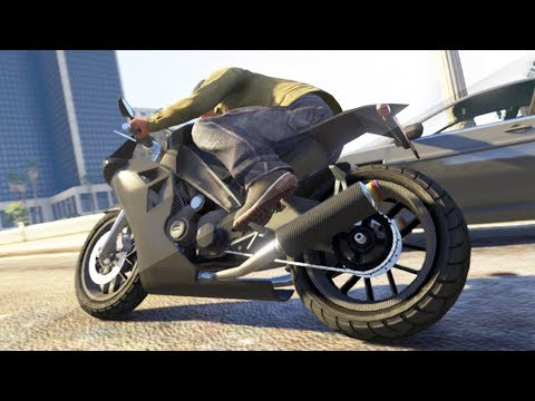 INCREDIBLE GTA 5 STUNT COMPILATION