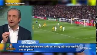 Josep Pedrerol: quotNo hay NINGN MADRIDISTA que se haya ido CONTENTO a la camaquot