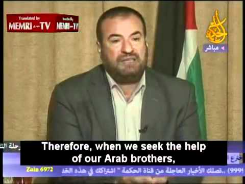 ‪Hamas Interior Minister Slams Egypt over Fuel Shortage in Gaza We are Egyptians.flv