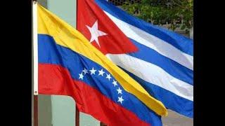 Tuyên bố của Cu Ba ủng hộ Cách mạng Venezuela