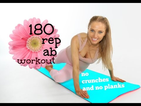 Ab Workout - that you can do at home