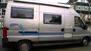 Caravan te koop: TRAVEL AND CAMP POSSL 2 WIN BUSCAMPER