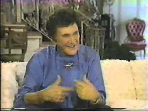 Liberace appearing on Good Morning America in 1986. The small clips of him performing are from his 1986 August run at Caesars Palace.