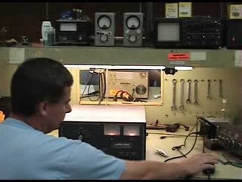 Tuning your Ameritron Amplifier - Part 2 of 2