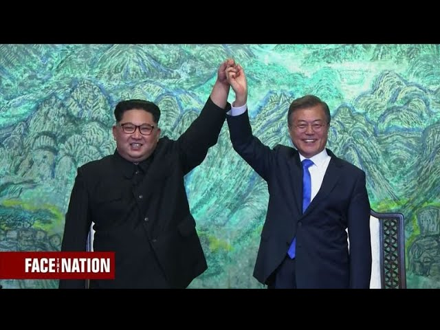 North Korea and South Korea agree to formally end the Korean War