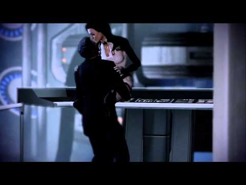 Mass Effect 2 - Miranda Lawson Sex Scene