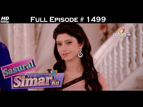 Sasural Simar Ka - 10th May 2016 - ससुराल सिमर का - Full Episode (HD) thumbnail