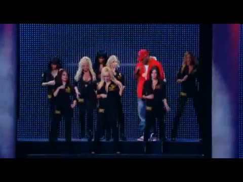 Flo Rida Feat. T-pain - low Live Adult Movie Award 2009 [hq]