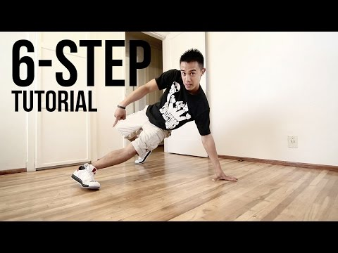 How to Breakdance | 6 Step | Footwork 101 thumbnail