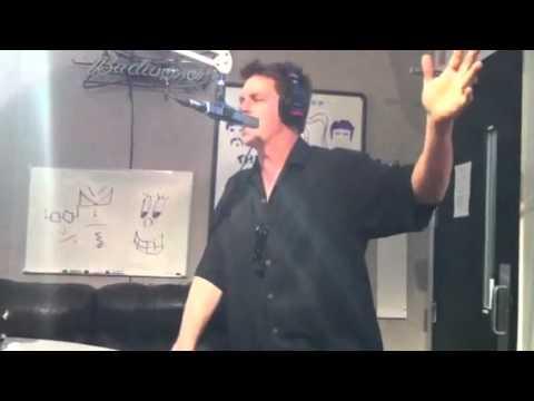 Jim Breuer in studio 5