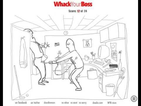 Whack your boss 17 ways full screen sound modernvdo com