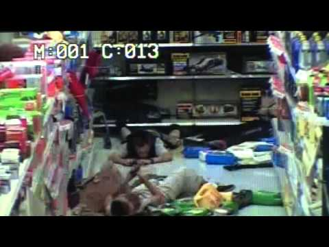 Shooting Suspects -- Store Surveillance