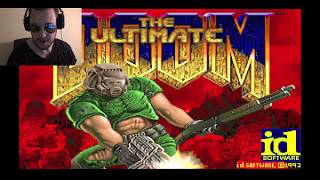 BA THOMPSONATOR | Ultimate Doom 1 (Archived)