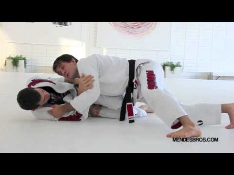 Rafael Mendes Jiu Jitsu | Knee Slice Pass | at Art of Jiu Jitsu Academy | (949) 645 1679 Image 1