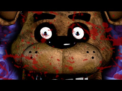 HOLY CRAP THIS IS SCARY | Five Nights at Freddy's [Part 1]
