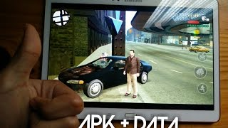 GTA LIBERTY CITY STORIES APK + DATA