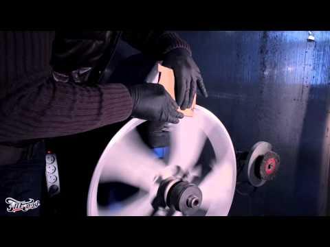 Порошковая покраска дисков — DRIVE2