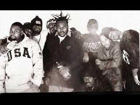 Wu-Tang Clan - Little Ghetto Boys