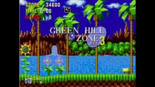 A Music 3000 Green Hill Zone Special (Sonic the Hedgehog)